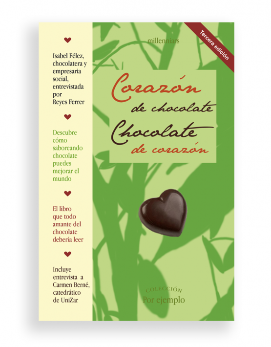 Corazon de Chocolate Isabel Felez