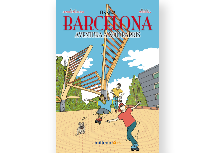 los seis en barcelona2 final